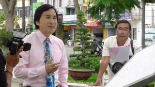 getlinkyoutube.com-NSƯT Kim Tử Long và nghệ sỹ Đào Vũ Thanh tại Mỹ Tho và Tiền Giang.
