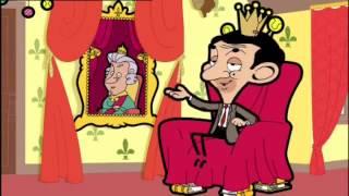 getlinkyoutube.com-Mr Bean A Royal Makeover ENGLISH VERSION