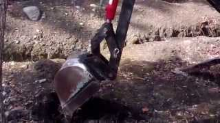 Homemade Excavator An Overview of How I Built Mine