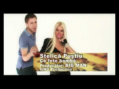 STELICA PUSTIU - CE FETE BOMBA - 2011 VIDEOCLIP OFICIAL -  EXCLUSIV