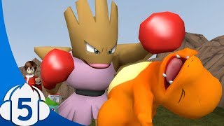 getlinkyoutube.com-Charmander Gets Punched in the Face - Starter Squad (Ep.5)