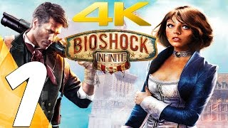 getlinkyoutube.com-BioShock Infinite - Gameplay Walkthrough Part 1 - Prologue [4K 60FPS] (PS4 Pro/Xbox One/PC)