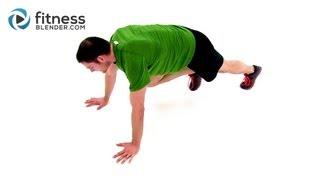 getlinkyoutube.com-HIIT Cardio Workout - Tabata High Intensity Interval Training