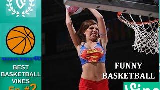 Best BASKETBALL Vines Ep #2 - FUNNIEST & Best Basketball Moments ...