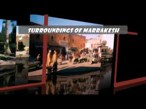 Surroundings of Marrakesh