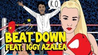 Steve Aoki & Angger Dimas - Beat Down (ft. Iggy Azalea)