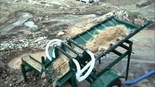 getlinkyoutube.com-ATV Wash Plant - J.Farmer Mining