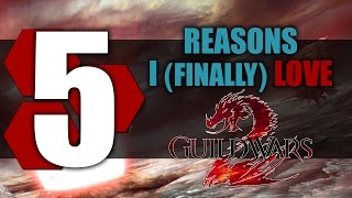 getlinkyoutube.com-5 Reasons I Finally Love Guild Wars 2 - TheHiveLeader