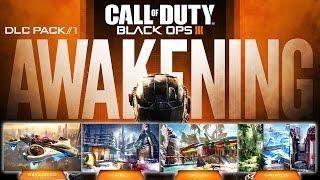 getlinkyoutube.com-COD Black Ops 3 AWAKENING DLC #1! - Zombies and Multiplayer Maps Revealed!