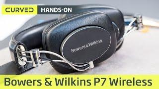 getlinkyoutube.com-Bowers & Wilkins P7 Wireless im Test | deutsch