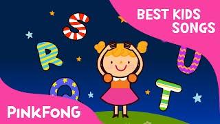getlinkyoutube.com-The Alphabet Song | Best Kids Songs | PINKFONG Songs for Children