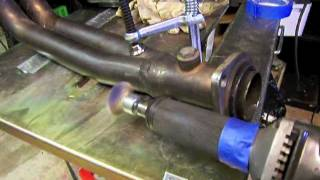 getlinkyoutube.com-Stainless Steel Exhaust Weld Repair