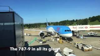 getlinkyoutube.com-FLIGHT REPORT | Thomson Airways Boeing 787-9 Economy | LGW- CUN