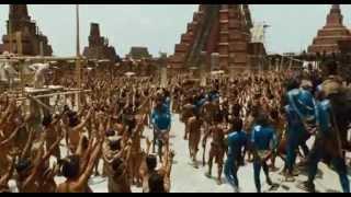 getlinkyoutube.com-Templo y ceremonia maya en Apocalypto (Mel Gibson, 2006)