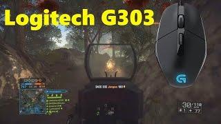 getlinkyoutube.com-Logitech G303 Mouse Test - Battlefield 4