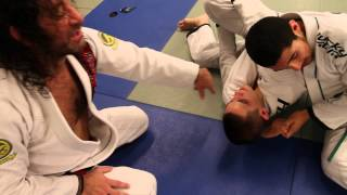 getlinkyoutube.com-Kurt Osiander's Move of the Week - Side Control Arm Triangle + Defense