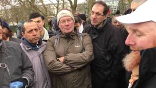 Your Marbles! Hamza vs Rob | Speakers corner | Hyde Park