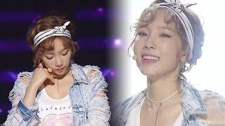 getlinkyoutube.com-《Comeback Special》 TAEYEON (태연) - Why @인기가요 Inkigayo 20160703