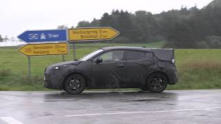 getlinkyoutube.com-2016 Toyota C-HR spy video