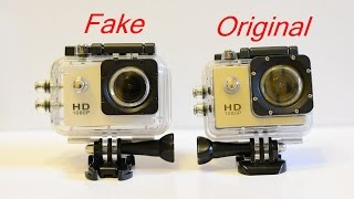 getlinkyoutube.com-SJCAM SJ4000 WIFI original vs Fake buy the original on Gearbest