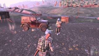 getlinkyoutube.com-H1Z1 - Infected, I must eat you - Nightvision and zombie senses