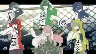 getlinkyoutube.com-【合唱】daze | Daze [Nico Nico Chorus]