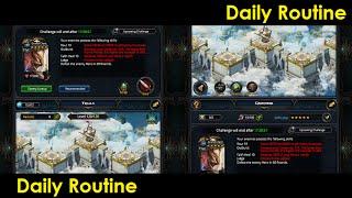 getlinkyoutube.com-Deck Heroes: Daily Routine | Trials 120, Gauntlet & Grimoire.