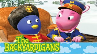 getlinkyoutube.com-The Backyardigans: Catch The Train - Ep.63