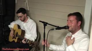 getlinkyoutube.com-Yehuda Aderet singing Shaarei Dmaaos