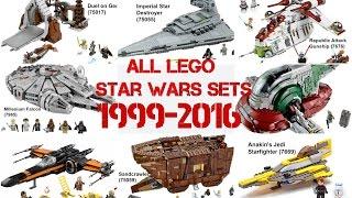 getlinkyoutube.com-All Lego Star Wars Sets (1999 - 2016)