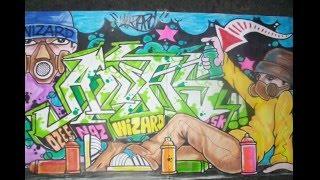 getlinkyoutube.com-How to draw graffiti name Anas - Como Dibujar el nombre Anas en graffiti