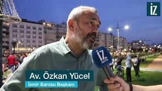 İzmir Barosu Başkanı'ndan Yargı Reformu'na sert tepki
