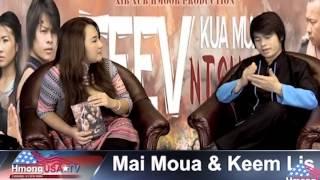 "getlinkyoutube.com-Keem Lis ""Teev Kua Muag Tsav"" Interview"