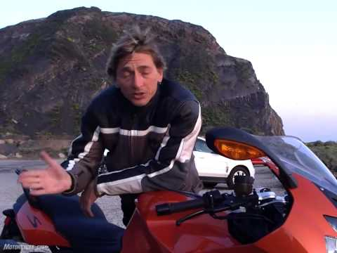 2010 BMW K1300S vs Honda VFR1200F Motorcycle Shootout
