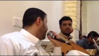 حمود السمه  مع يحي عنبه  قمه الابداع  2015