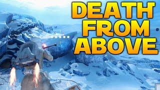 getlinkyoutube.com-Star Wars Battlefront: DEATH FROM ABOVE LOADOUT
