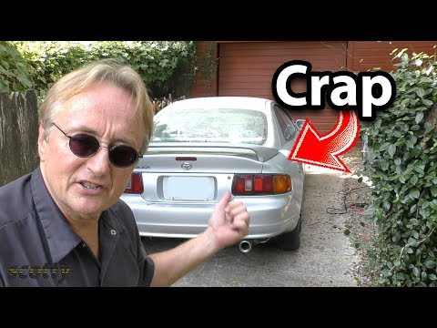 Why Not to Buy a Toyota Celica
