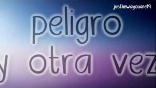 getlinkyoutube.com-Reik - Peligro ( letra )
