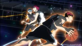 getlinkyoutube.com-Kuroko no Basuke - Seirin vs Rakuzan - Kagami Zone