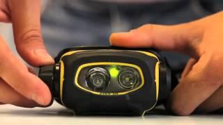 getlinkyoutube.com-PIXA 3R - [FR] Lampe frontale Petzl rechargeable et paramétrable.mp4
