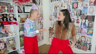 TEACHING MIRANDA HOW TO TWERK! -JoJo's Juice
