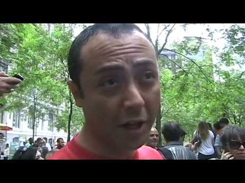 Occupy Gezi NYC Pt 4: Turkish Americans Speak Out.
