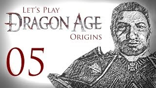 getlinkyoutube.com-Let's Play Dragon Age: Origins - 05 - The End of the Beginning