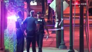 Un robo terminó en un tiroteo la madrugada de este jueves en Westport