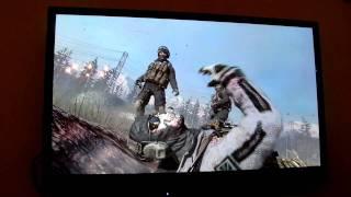 Modern Warfare 2 Ghost and Roach's DeathScene