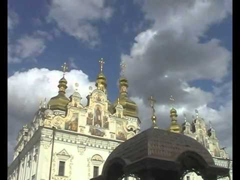 Ukraine to meet #3. Kiev Best Places. Kiev Pechersk Lavra – Києво-Печерська Лавра