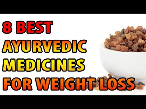 8 Best Ayurvedic Medicines For Weight Loss