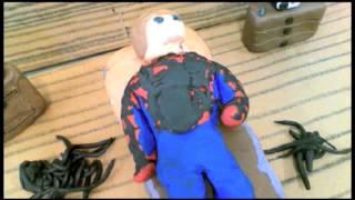 Spiderman 3 The black suit