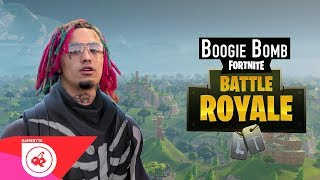 Fortnite Music Video - Boogie Bomb (Gucci Gang Parody) width=