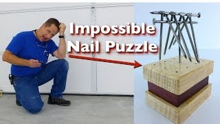 getlinkyoutube.com-Impossible Nail Puzzle
